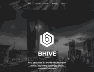 bhive.com screenshot