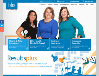 bhsins.com screenshot