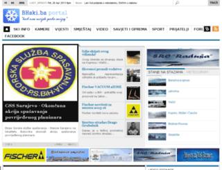 bhski.ba screenshot