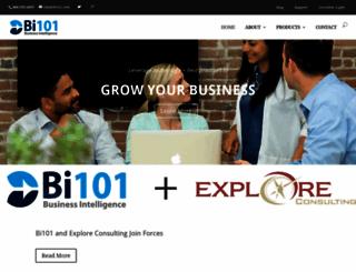 bi101.com screenshot