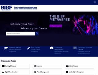bibf.com screenshot