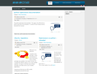 bibi21000.gallet.info screenshot