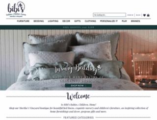 bibisbabywear.com screenshot
