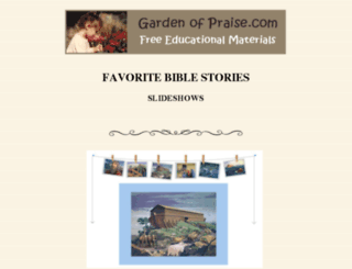biblelessonsite.org screenshot
