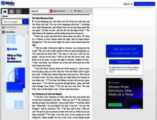 biblia.com screenshot