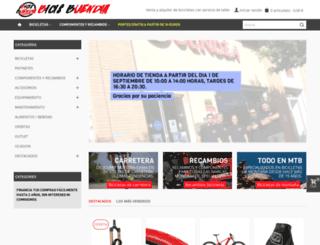 bicisbuendia.com screenshot