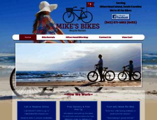 bicyclebilly.com screenshot