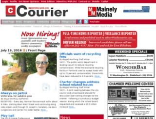 biddefordcourier.our-hometown.com screenshot