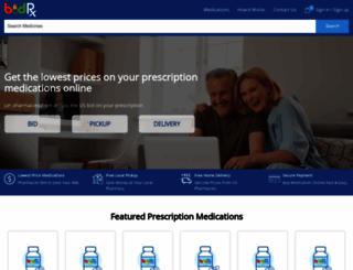 bidrx.com screenshot