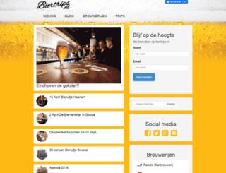 biertrips.nl screenshot