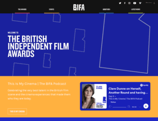 bifa.org.uk screenshot