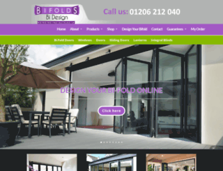 bifoldsbidesign.com screenshot