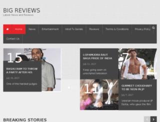 bigbangreviews.com screenshot