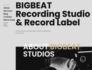 bigbeat.ru screenshot
