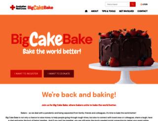 bigcakebake.org.au screenshot