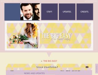 bigeasy.jcink.net screenshot