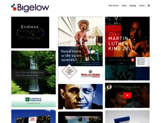 bigelow.co screenshot
