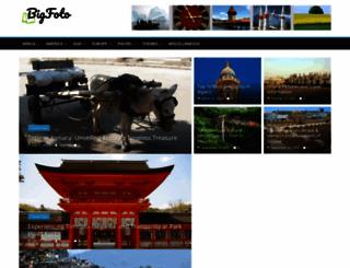 bigfoto.com screenshot