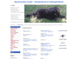 biggeneration.com screenshot