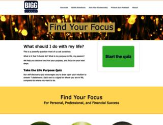 biggsuccess.com screenshot