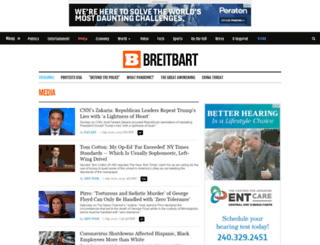 bigjournalism.com screenshot