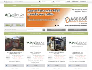 bigleilao.com.br screenshot