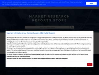 bigmarketresearch.com screenshot