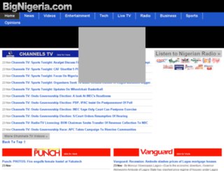 bignigeria.com screenshot