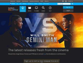 bigpondvideo.com screenshot