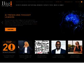 bigspeak.com screenshot