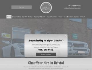 bigtaxibristol.com screenshot