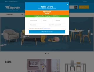 bigtrolly.com screenshot