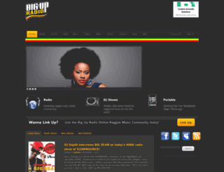 bigupradio.com screenshot