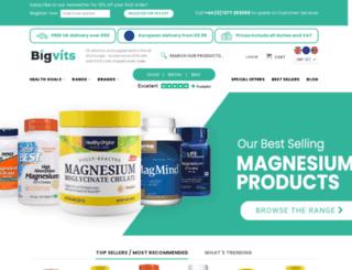 bigvits.co.uk screenshot