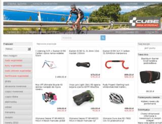 bike-center.nazwa.pl screenshot