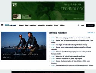 bike-eu.com screenshot