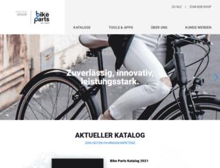 bike-parts.de screenshot