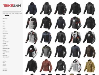 bikeann.co.kr screenshot