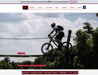 bikeorient.pl screenshot