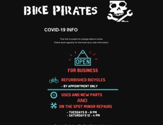 bikepirates.com screenshot