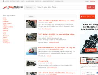 biker.my screenshot