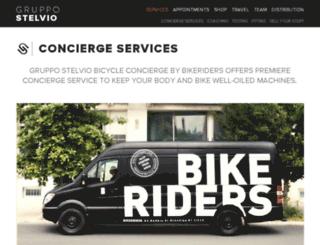 bikeridersnyc.com screenshot