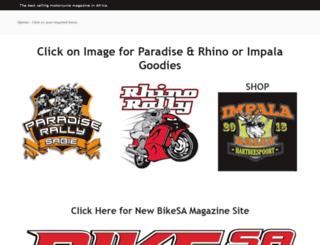 bikesa.net screenshot