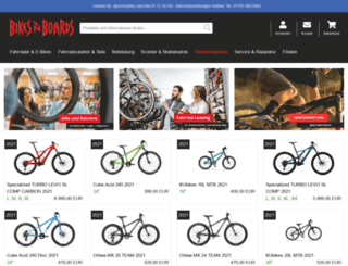 bikesnboards.de screenshot