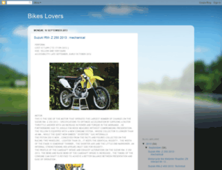 bikesonsky.blogspot.sk screenshot