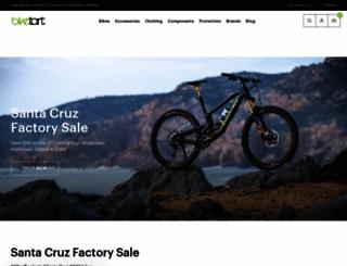 biketart.com screenshot