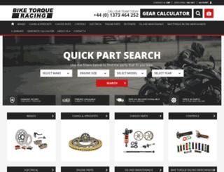 biketorqueracing.co.uk screenshot
