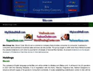bila.com screenshot
