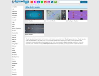 bilardo.oyunu-oyna.com screenshot