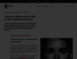 bildernordic.no screenshot